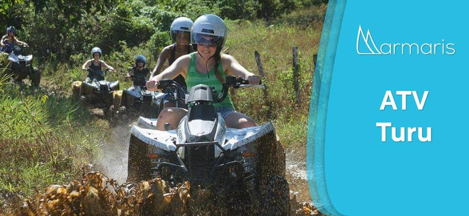 Marmaris ATV Safari Turu